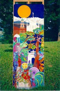 Milan Painting by Jean Tori
