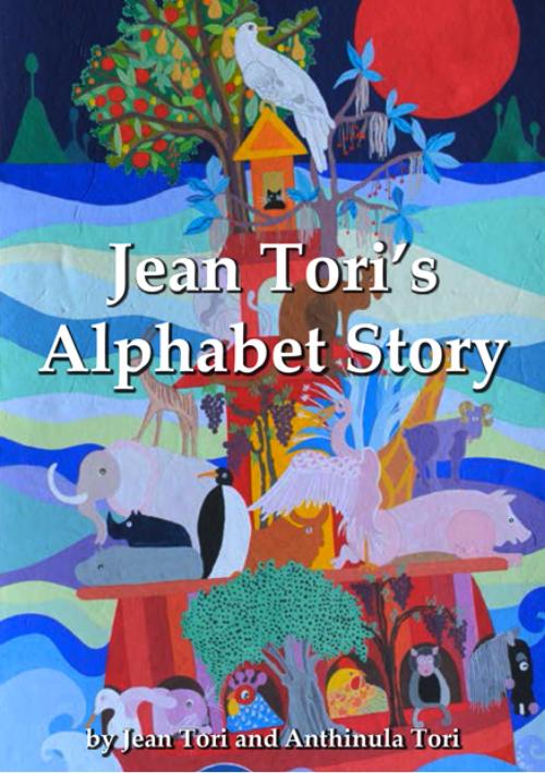 book-alphabet-story